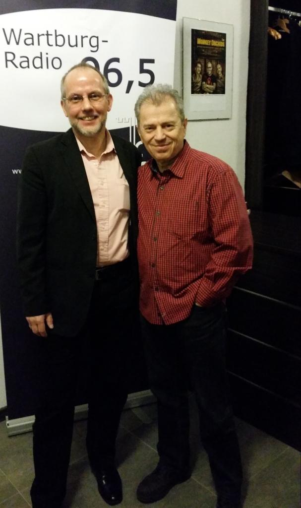 Günther Sigl und Uwe-Jens Ebert 2